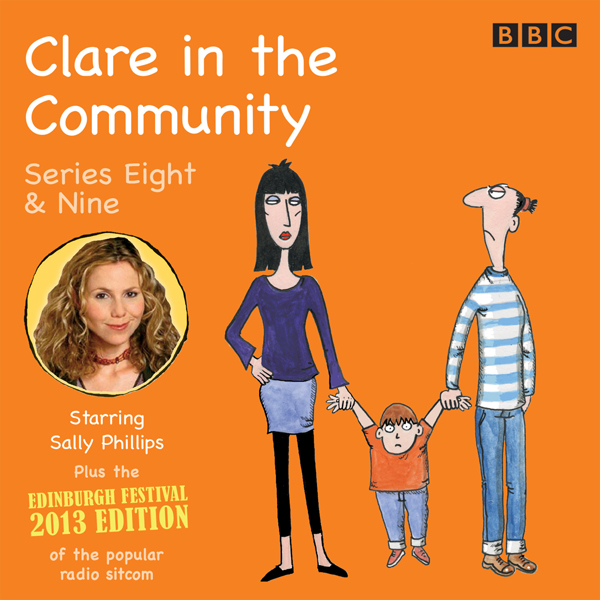 Clare in the Community: Series 8 & 9 plus the 2...