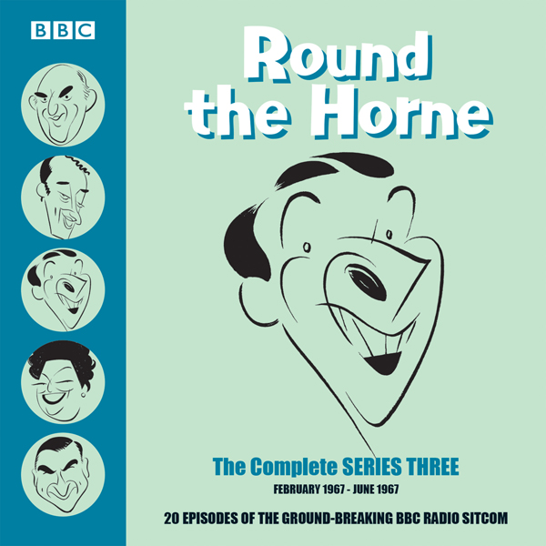 Round the Horne: Complete Series 3: Classic Com...