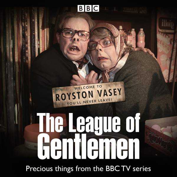 The League of Gentlemen TV Series Collection, H...