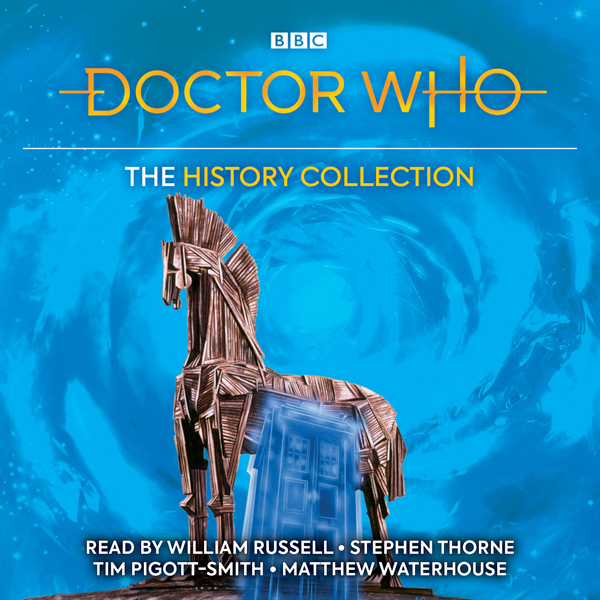 Doctor Who: The History Collection: Five Classi...