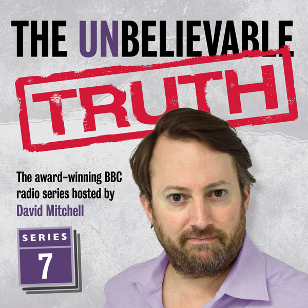 The Unbelievable Truth, Series 7, Hörbuch, Digi...