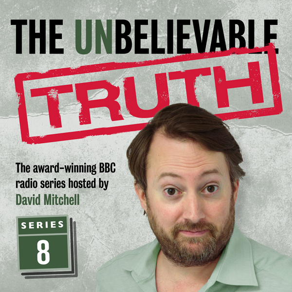 The Unbelievable Truth, Series 8, Hörbuch, Digi...