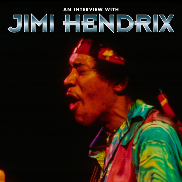 Jimi Hendrix: A Rockview Audiobiography, Hörbuc...