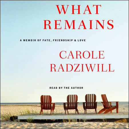 What Remains: A Memoir of Fate, Friendship, and...