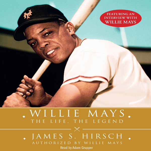 Willie Mays: The Life, The Legend , Hörbuch, Di...