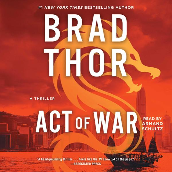 Act of War: A Thriller , Hörbuch, Digital, 1, 6...