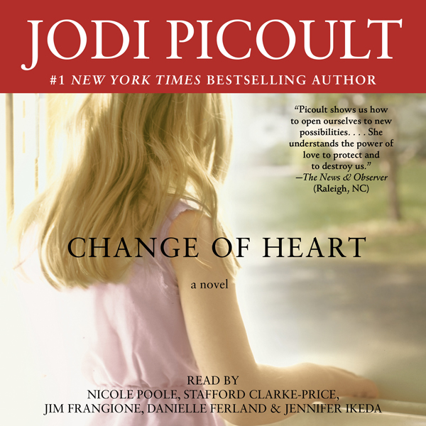 Change of Heart: A Novel , Hörbuch, Digital, 1, 909min