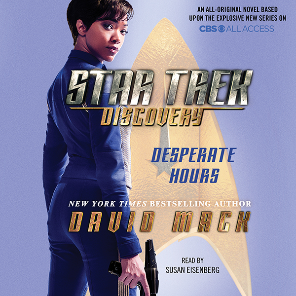 Star Trek: Discovery: Desperate Hours , Hörbuch...