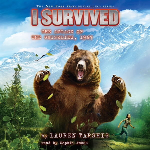 I Survived the Attack of the Grizzlies, 1967: I Survived, Book 17 , Hörbuch, Digital, 1, 123min