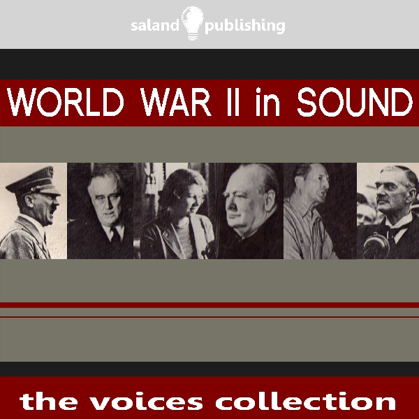 World War II In Sound, Hörbuch, Digital, 1, 20min