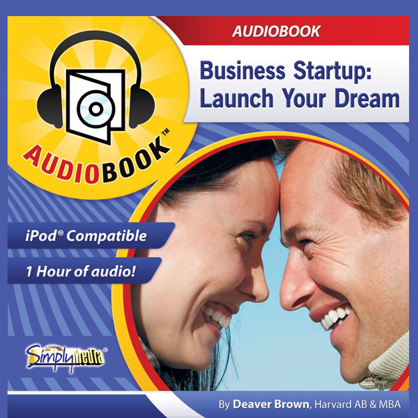 Business Startup: Launch Your Dream , Hörbuch, ...