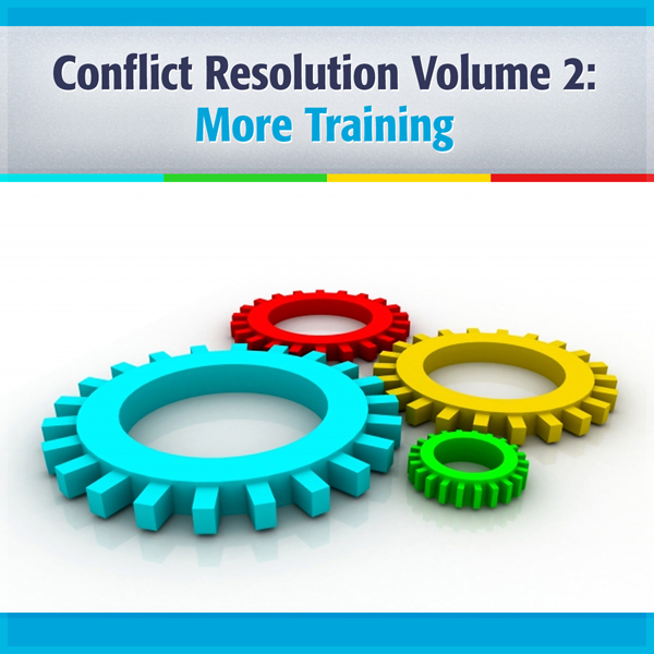 Conflict Resolution: Let It Be as You Say & Bui...