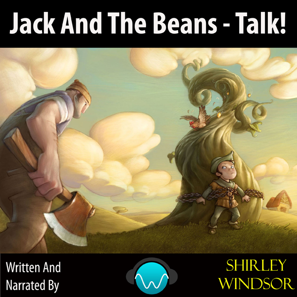 Jack and the Beans Talk , Hörbuch, Digital, 1, ...