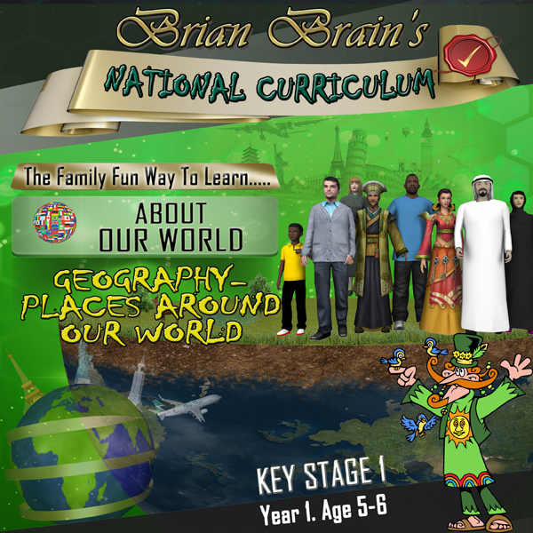 Brian Brain´s National Curriculum - Geography -...