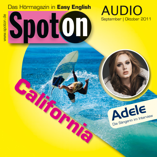 Spot on Audio - California. 9-10/2011. Easy Eng...