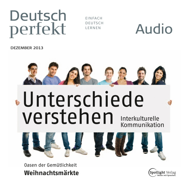 Deutsch perfekt Audio - Interkulturelle Kommuni...