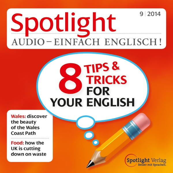 Spotlight Audio - 8 Tips and Tricks for your En...