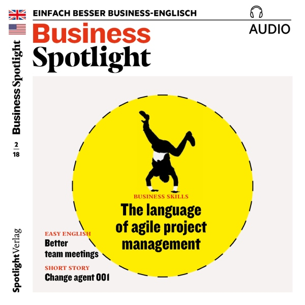 Business Spotlight Audio - Agile project manage...