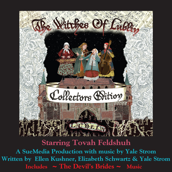 The Witches of Lublin - Collectors Edition (includes The Devil´s Brides Music) , Hörbuch, Digital, 1, 122min