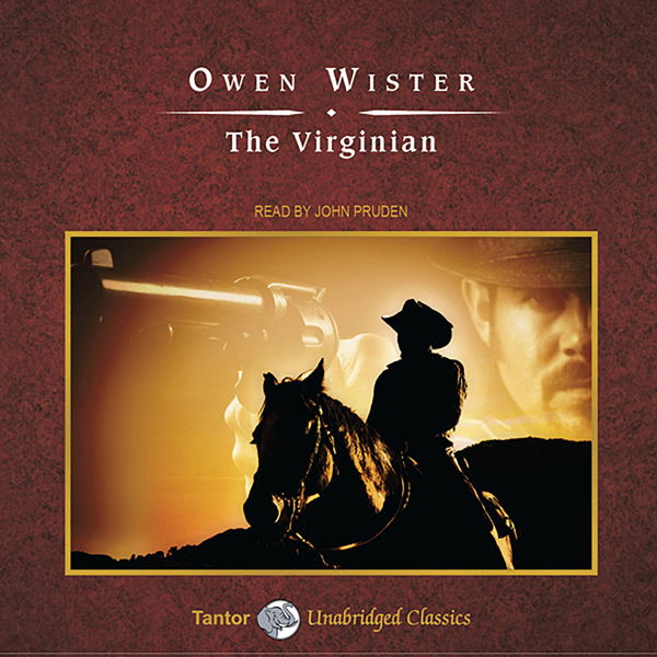 The Virginian: A Horseman of the Plains , Hörbu...