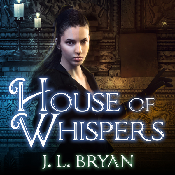 House of Whispers: Ellie Jordan, Ghost Trapper ...