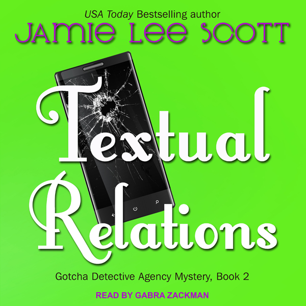 Textual Relations: Gotcha Detective Agency, Boo...