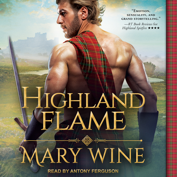 Highland Flame: Highland Weddings, Book 4 , Hör...