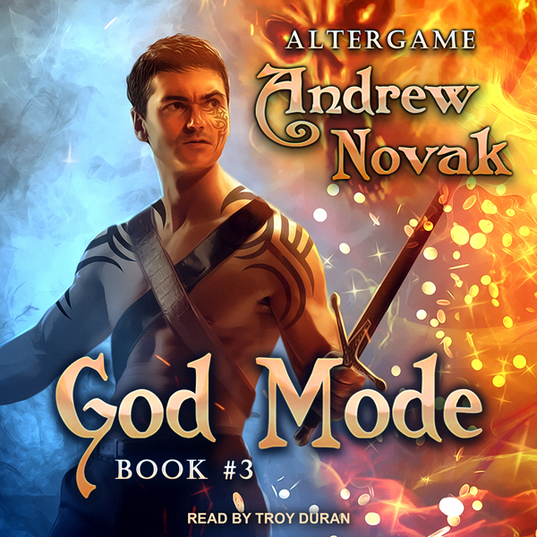 God Mode: AlterGame Series, Book 3 , Hörbuch, D...