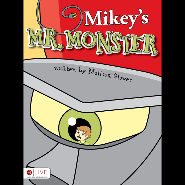 Mikey´s Mr. Monster , Hörbuch, Digital, 1, 6min