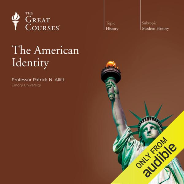 The American Identity, Hörbuch, Digital, 1, 146...