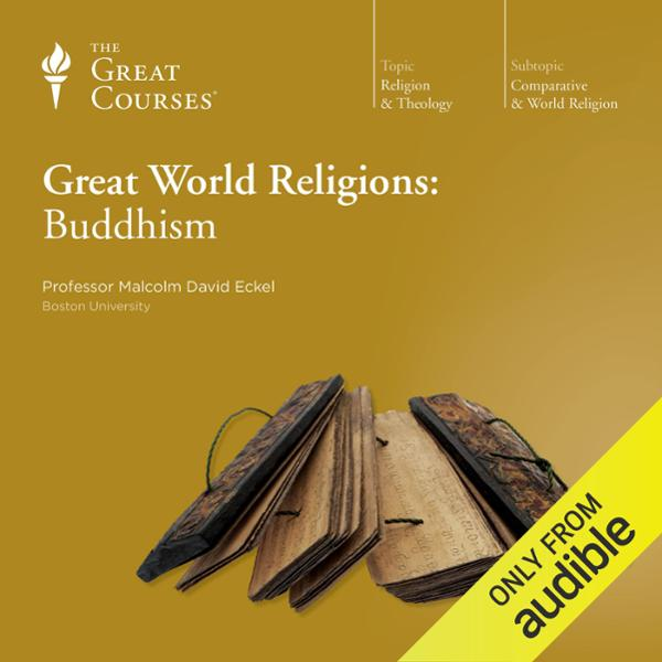 Great World Religions: Buddhism, Hörbuch, Digit...