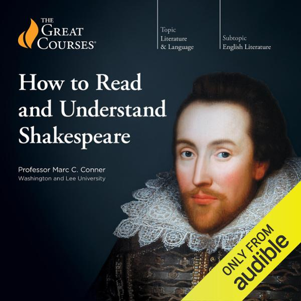 How to Read and Understand Shakespeare, Hörbuch...