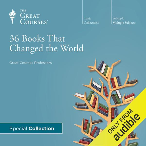 36 Books That Changed the World, Hörbuch, Digit...