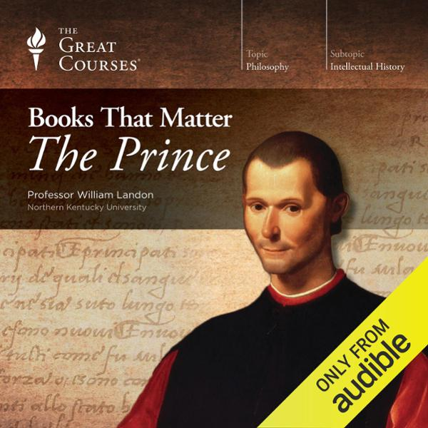 Books that Matter: The Prince, Hörbuch, Digital...