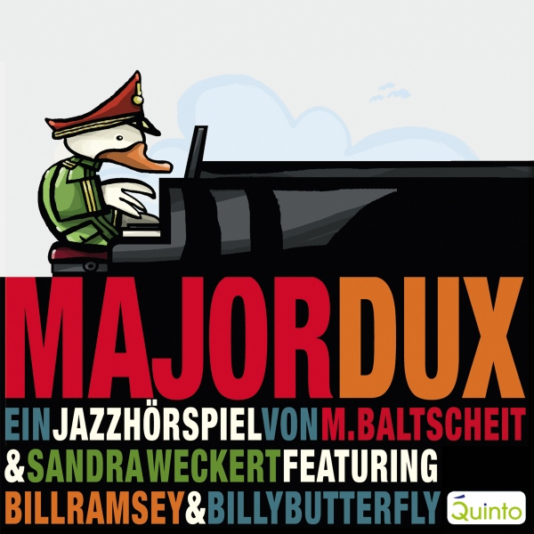 Major Dux. Ein Jazz-Hörspiel, Hörbuch, Digital, 1, 48min