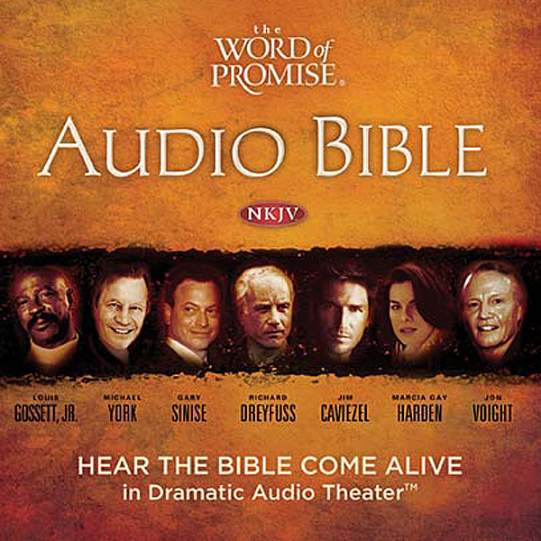(15) Job, The Word of Promise Audio Bible: NKJV...