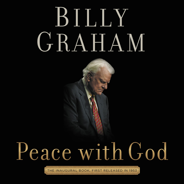 Peace with God: The Secret of Happiness , Hörbu...