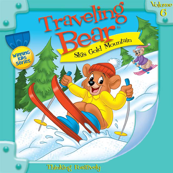 Traveling Bear Skis Gold Mountain , Hörbuch, Di...