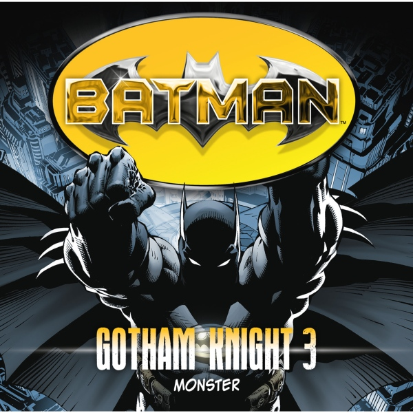 Monster (Batman: Gotham Knight 3), Hörbuch, Dig...