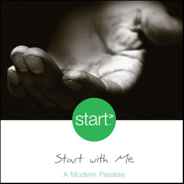 Start with Me: A Modern Parable , Hörbuch, Digi...