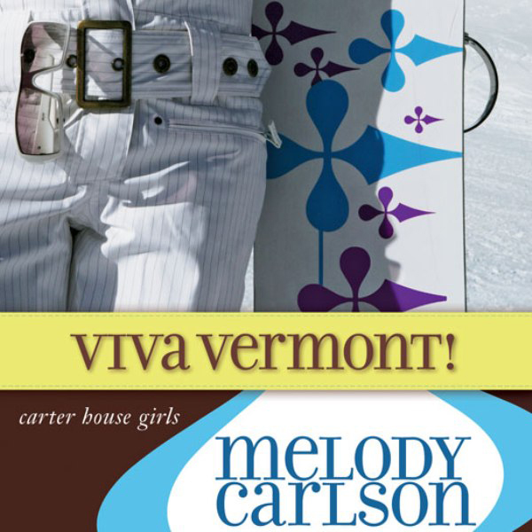 Viva Vermont!: Carter House Girls, Book 4 , Hör...