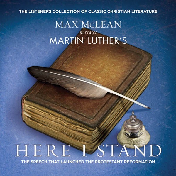 Martin Luther's Here I Stand , Hörbuch, Digital, 1, 24min