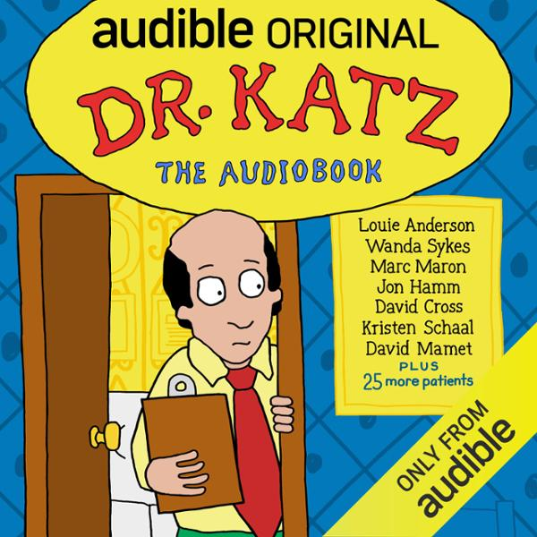 Dr. Katz: The Audiobook , Hörbuch, Digital, 1, 403min