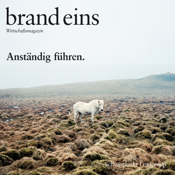 brand eins audio: Leadership, Hörbuch, Digital, 1, 235min