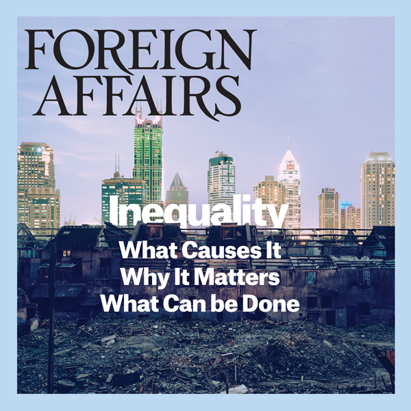 The January/February 2016 Issue of Foreign Affa...