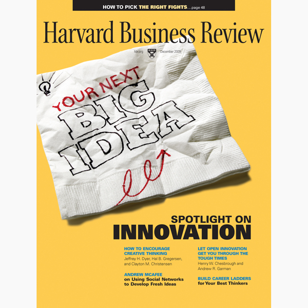Harvard Business Review, December 2009, Hörbuch, Digital, 1, 63min