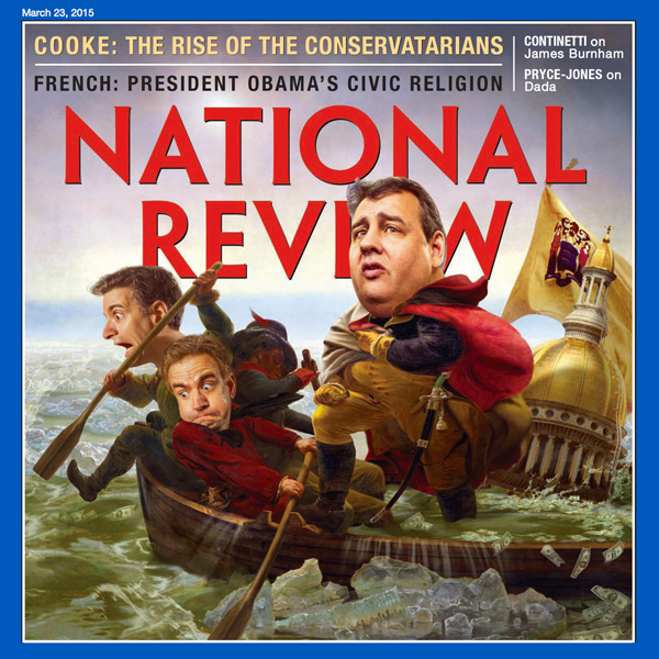 National Review, March 23, 2015 , Hörbuch, Digi...