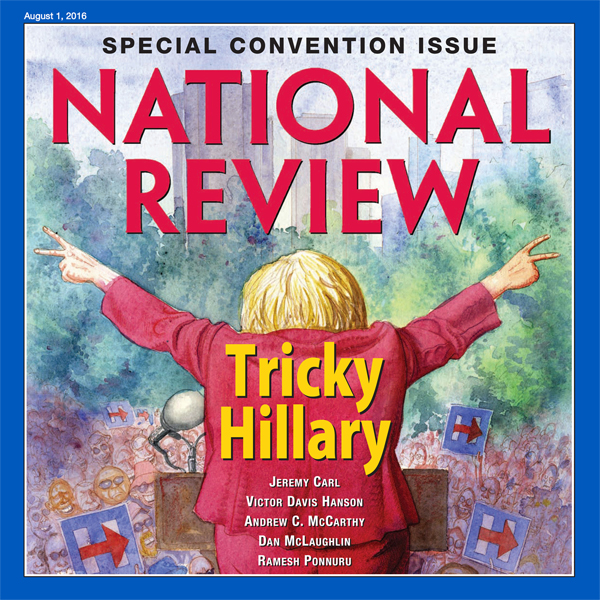 National Review - August 1, 2016 , Hörbuch, Dig...