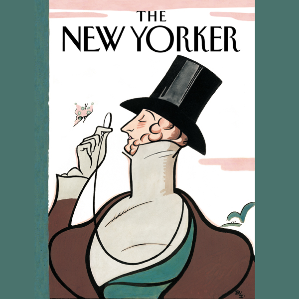 The New Yorker (August 1, 2005), Hörbuch, Digit...