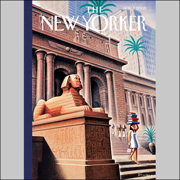 The New Yorker (Nov. 7, 2005), Hörbuch, Digital...